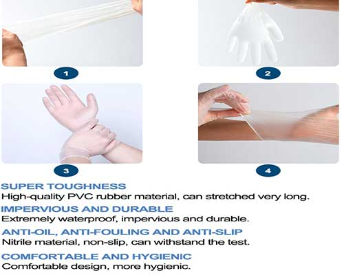 Features of Protective Gloves