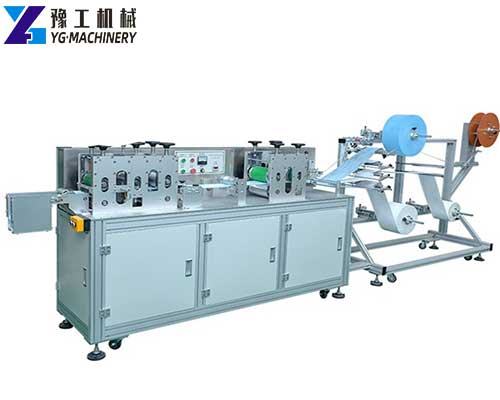 Flat Mask Slice Forming Machine