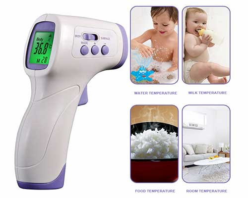 Infrared Thermometer Application