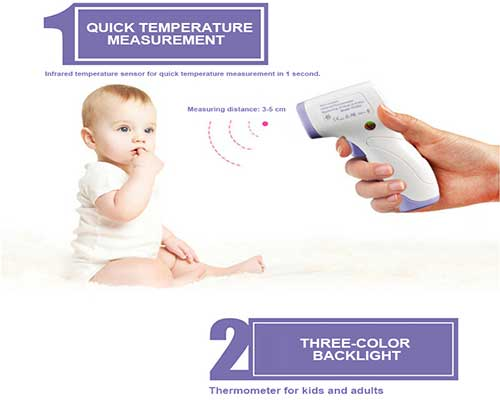 Infrared Thermometer Performance