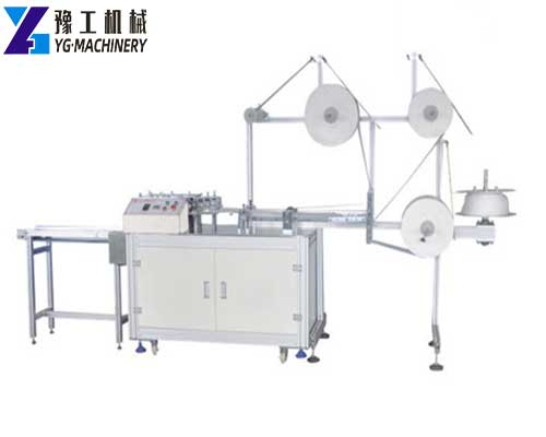 N95 Slice Forming Machine