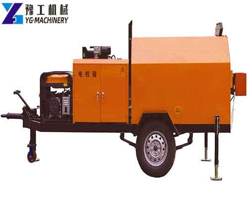 Small Mobile Asphalt Regenerator