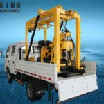 Tractor Mounted Water Well Drilling Rigs for Sale