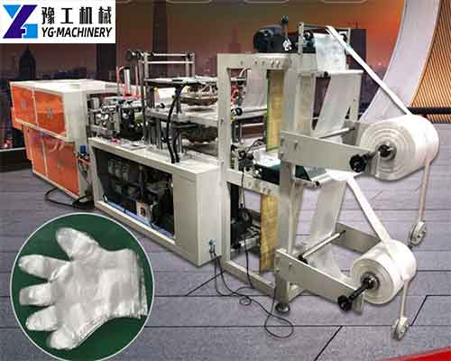 Disposable Glove Machine PE