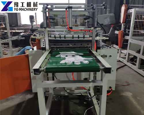 Fully Automatic PE Glove Making Machine