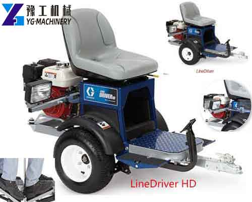 Graco Line Driver for Sale