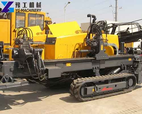 Horizontal Directional Drilling Rig Machine Manufacturer