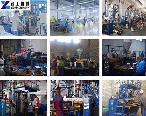 PVC Shoe Injection Moulding Machine Series