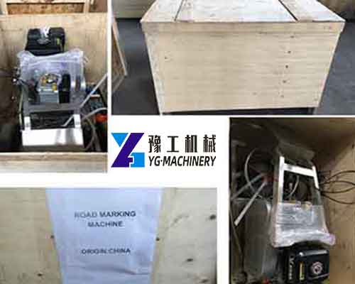 Package of Cold Marking Machines