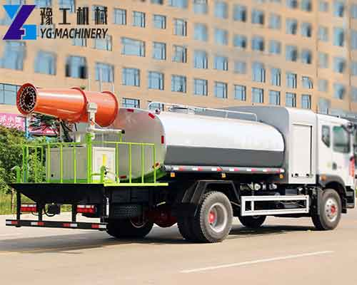 Spray Cannon Machine for Sale in YG