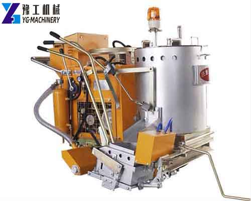 Vibration Line Thermoplastic Road Marking Machine