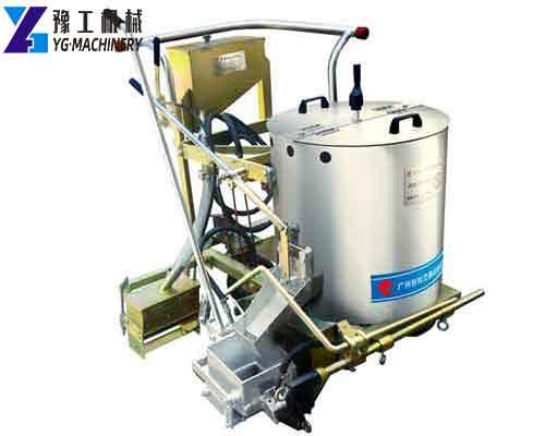 YG-360 Thermoplastic Road Line Marking Machine