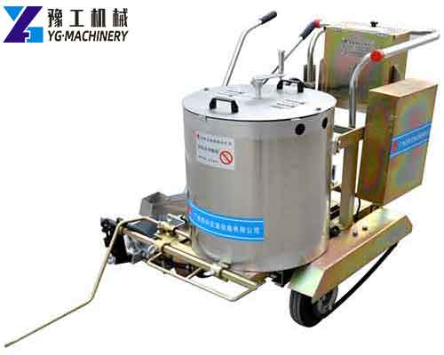 YG-360E Electric Hot Melt Road Painting Machine
