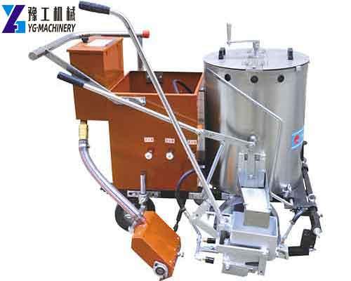 YG-380 Thermoplastic Line Marking Equipment