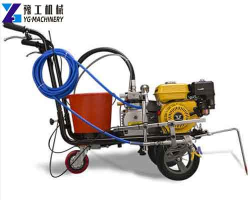 YG-8S Cold Paint Road Marking Machine