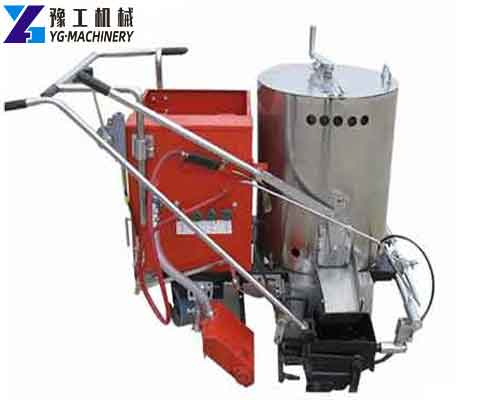 YG-CK380 Thermoplastic Road Marking Machine