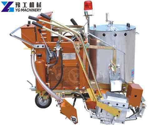 YG-CKM Thermoplastic Marking Machine in YG Machinery