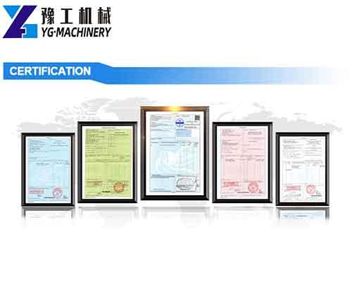 YG Certification