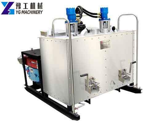 YG-HMKH Hydraulic Double Cylinder Hot Melt Kettle