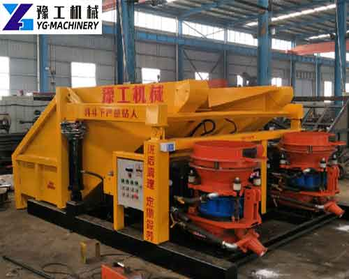 Concrete Sprayer Equipment