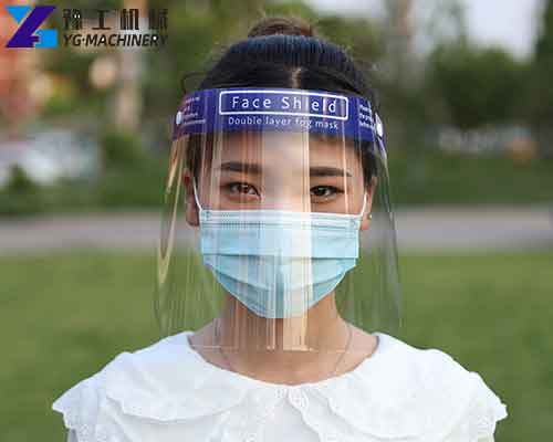 Double Layer Face Shields