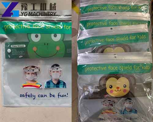 Protective Face Shields for Kids