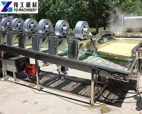 YG Air-cooled Dehydration Machine