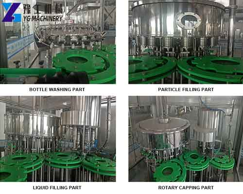 YG Automatic Water Filling Machine