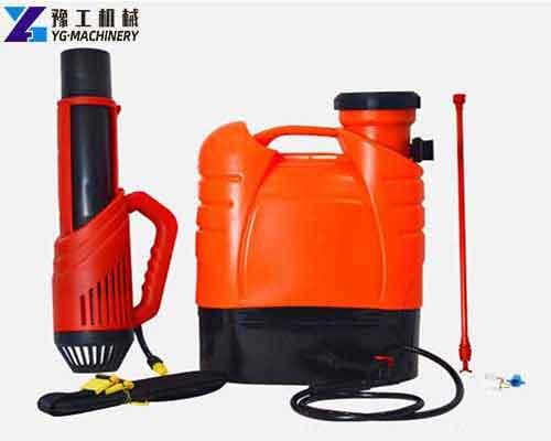 YG Electrostatic Backpack Sprayer