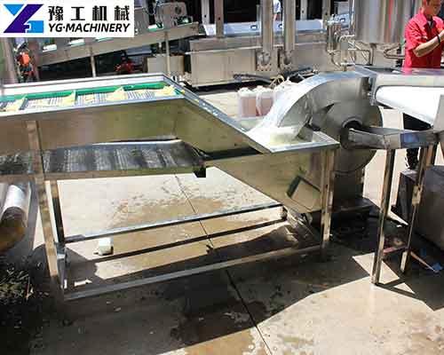 YG Immersion Lifting Machine