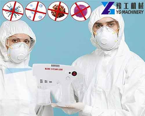 YG Nano Disinfectant Spray Gun