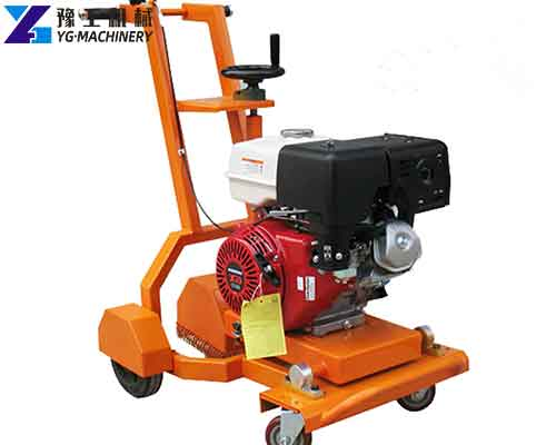 YG Pavement Slotting Machine