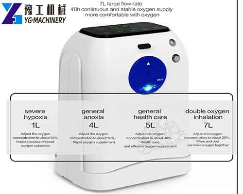 YG Portable Oxygen Concentrator Machine