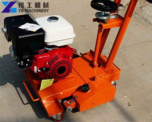 YG Portable Pavement Grooving Machine