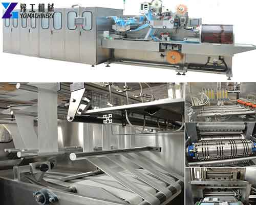 YG-WL68 Wet Wipes Production Line