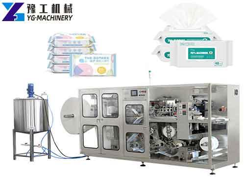 5~30 Wet Tissue Machine