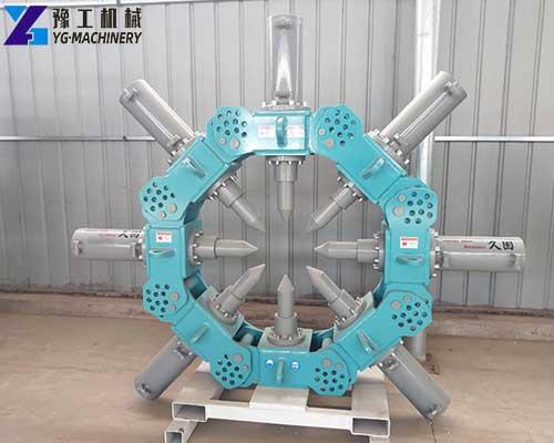 Concrete Pile Cutting Machine