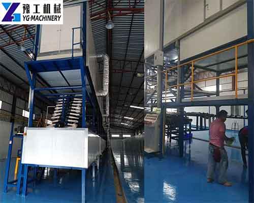 Nitrile Glove Machine Factory Visit