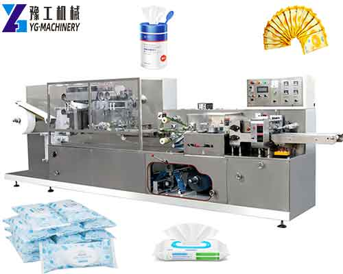 Wet Tissue Machine