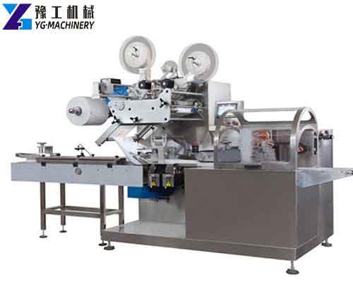 Wet Tissue Packaging Machine