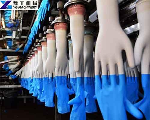 YG Nitrile Glove Production Line