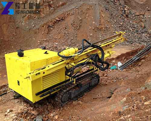 Application of YG DTH Drilling Machine