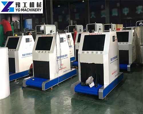 Automatic Trolley Sterilization Machine Manufacturer