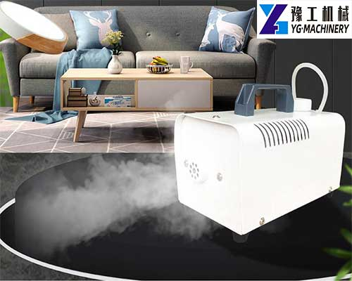 Car Fog Sprayer Machine