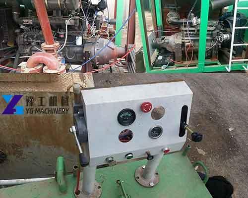 Detailed Hydroseeder Machine Images