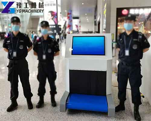 Luggage Disinfection Machine