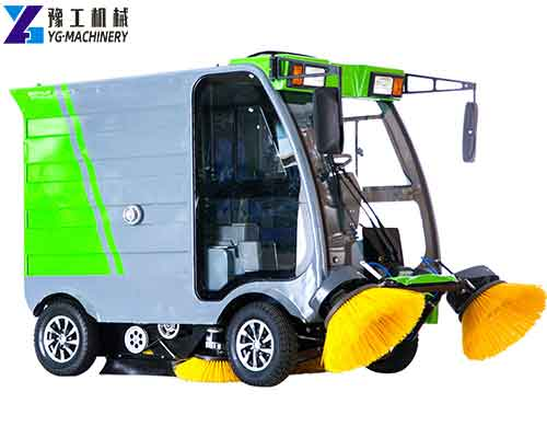 Mini Road Cleaning Machine