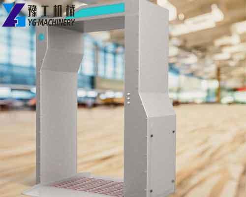 Mobile Disinfection Door