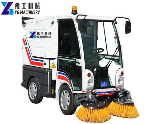 Road Sweeper Machine for Sale