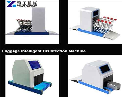 Trolley Intelligent Disinfection Machine